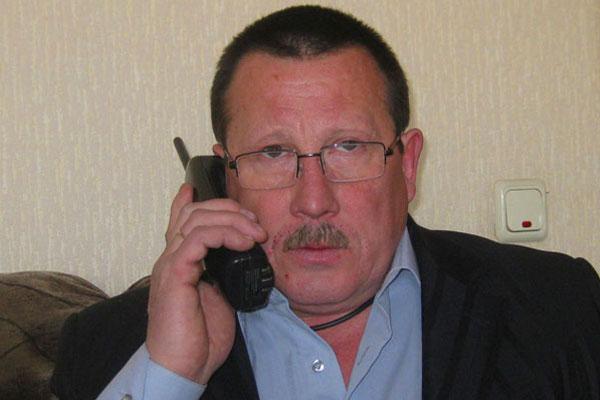 Аксенов Сергей Валентинович